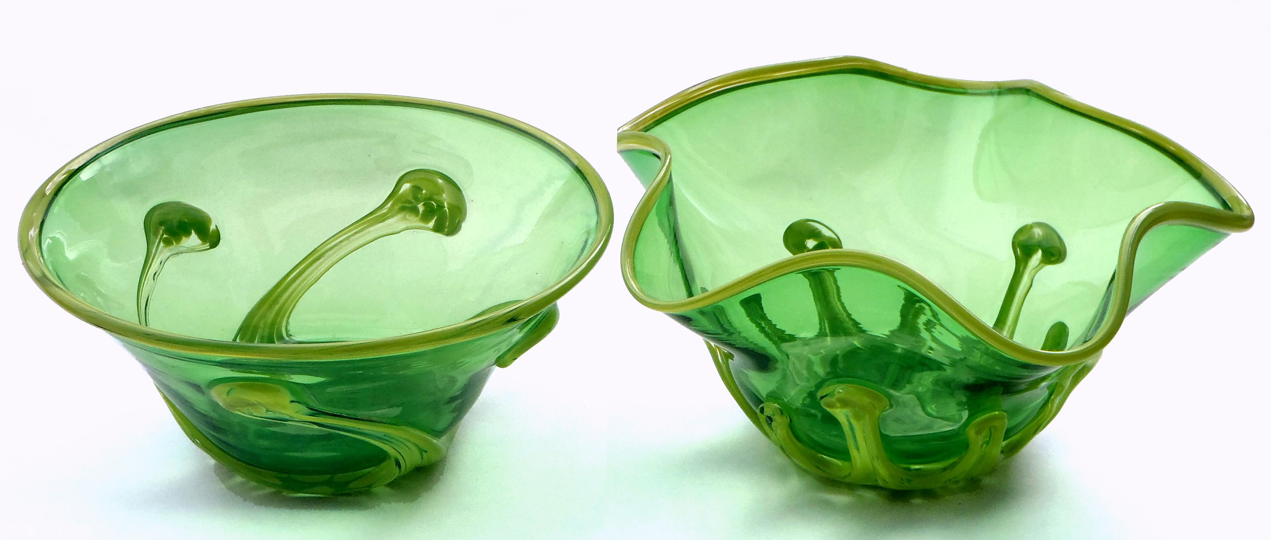 green yellow metallic vessel