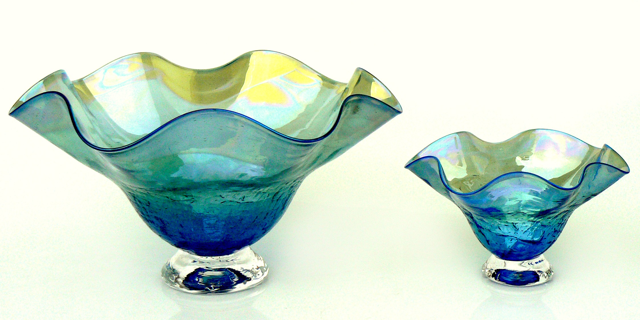 lt blue metallic candy dishes2
