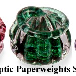 optic paperweights small file
