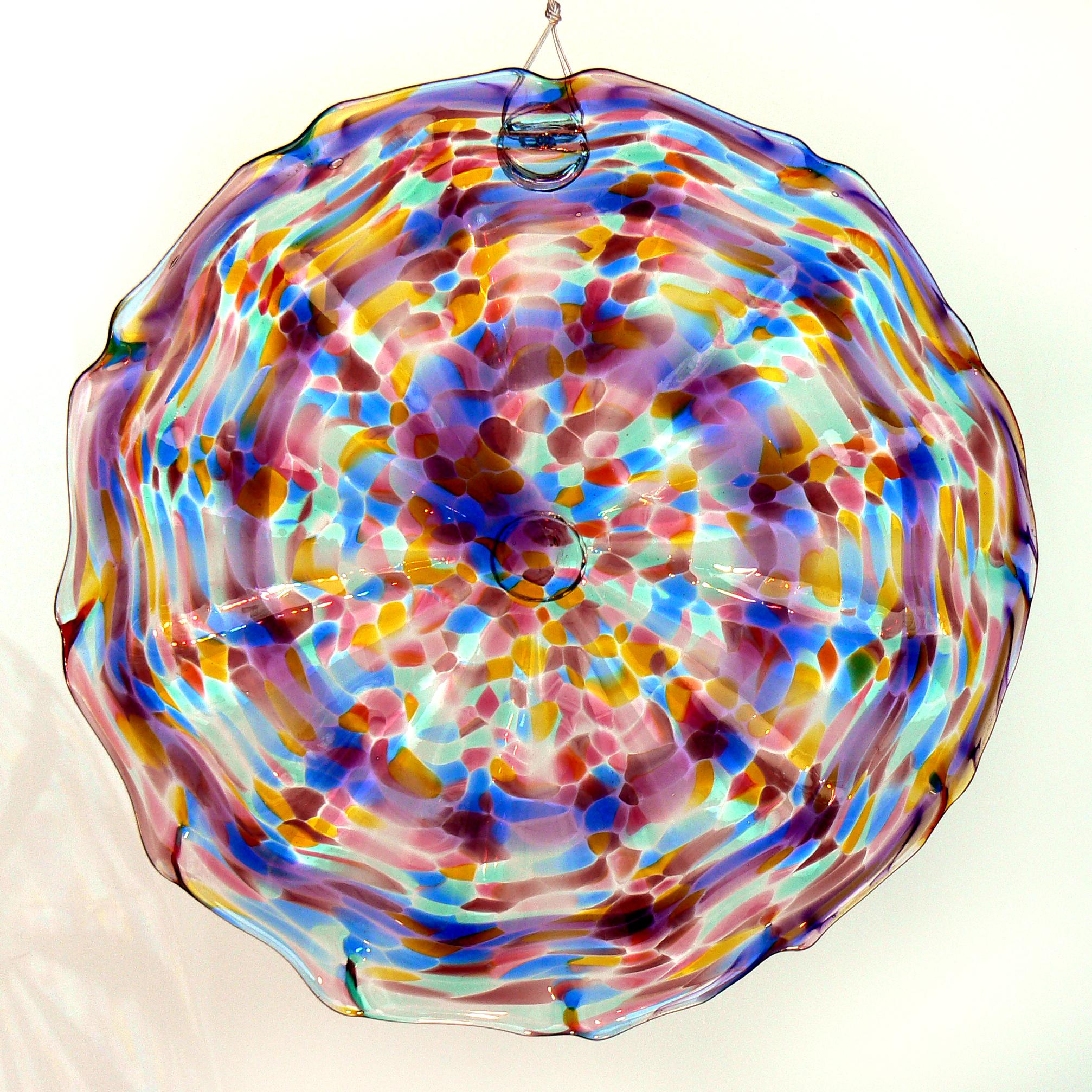 rainbow rondel