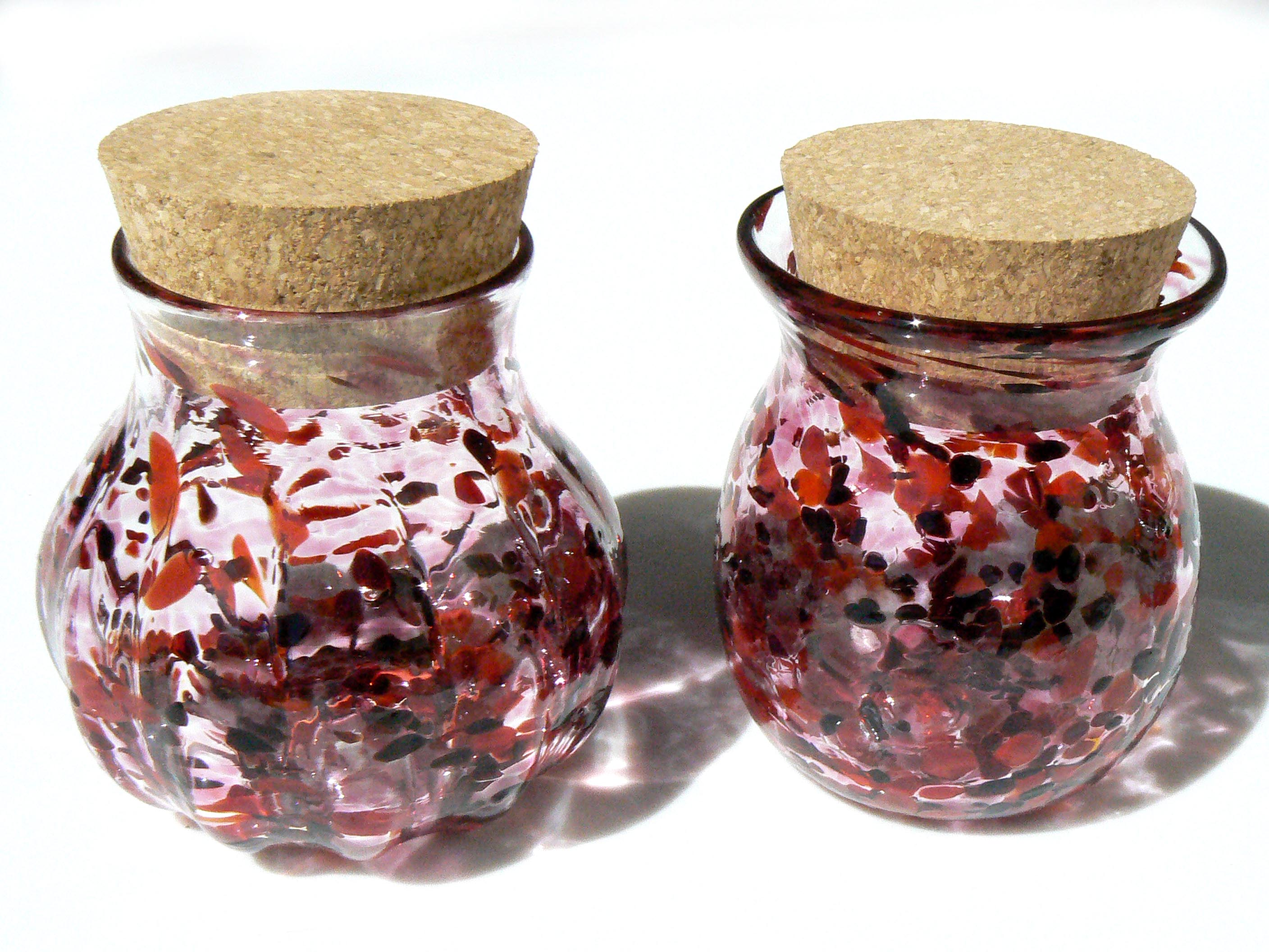 red mix jars