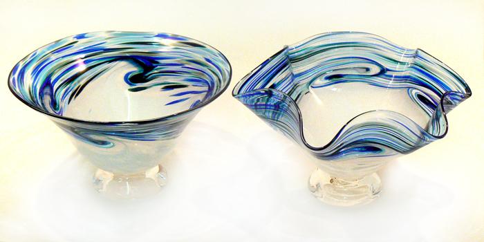 white wave sm bowls wsc